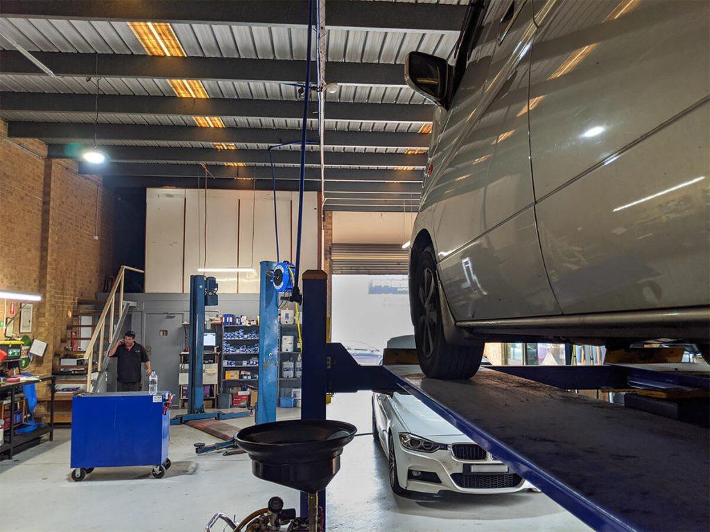 Jm Automotive-workshop west gosford central coast